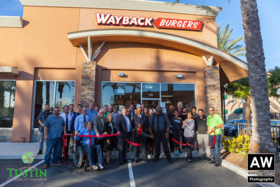 160331 Wayback Burger Ribbon Cutting 0036